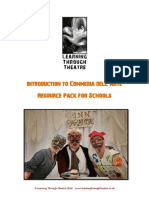Commedia Resource Pack_2016