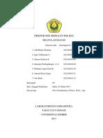 Cover Praktikum Teksol