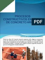 Concreto Armado Proceso Constructivo