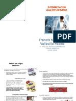 Interpretacion de Analisis Clinico
