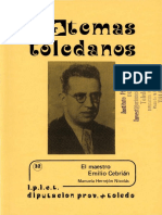 32. El Maestro Emilio Cebrian, Por Manuela Herrejon Nicolas