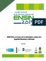 ENSIN 2015