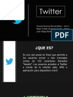 Twitter Diapositivas