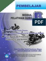B Teknik Kendaraan Ringan (Perawatan Casis Dan Pemindah Tenaga Dan Listrik)