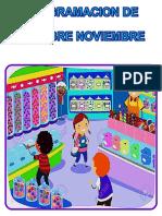 Programacion de Octubre Noviembre Tiendita