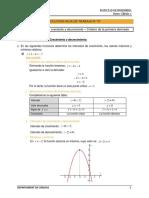 4.S7 SOL Funcion Creciente y Decreciente. Criterio de La 1ra Derivada 2017-2