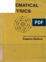 Butkov - Mathematical Physics