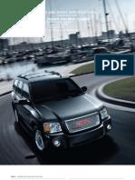 2010 Gmc Envoy  Brochure Heyward Allen Motor Company Atlanta, GA