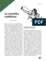 """Revuelta Cotidiana Rebeldia.org Revi...Numero75 04Revuelta.pdf"""""""