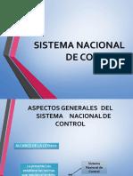 Sistema Nacional de Control