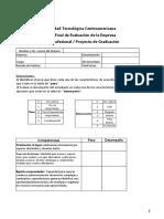 Copia de FO GR 004 Evaluacion de La Empresa 1 (1)