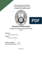 Estudio Piper Alpha