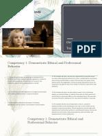 competency presentation