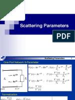 Classnotes 2 S Parameters