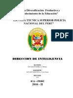 Direccion de Inteligencia