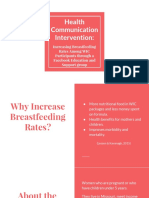 breastfeeding slides