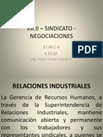 RR. II - SINDICATO - NEGOCIACIÓN.pptx