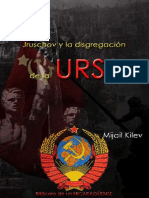 La Disgregacion de La URSS - Kilev