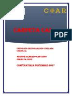 EJEMPLO DE DIARIO CAS