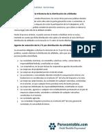 Implicancia Tributaria Distribución Utilidades