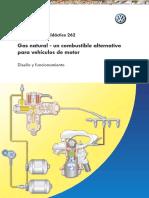 Manual Volkswagen Gas Natural Vehiculos Motor