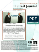 Wall Street Journal - 10 Wealth Managers You Need To Know - Created Feb 23, 2015.pdf