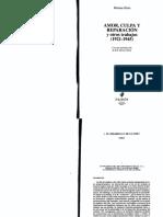 Melanie Klein-Amor, culpa y reparación.pdf