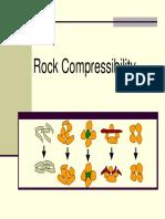 L 3 Rock Compressibility