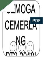 SEMOGA