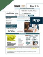 Fta-psicologia Del Desarrollo II 2017-1-m1