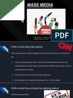 media project presentation  1