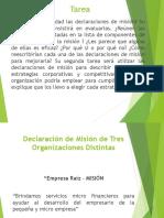 presentacion -mision