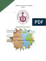 Universidad Nacional de Ingenieria Metodologia