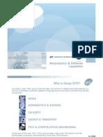 GTD Aeronautics & Defense 20100119_ENG