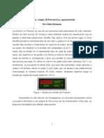Edición, Rangos de Frecuencia y Agrupamiento - Fabio Enríquez