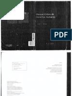 Manual Critico de Derechos Humanos Parte 1