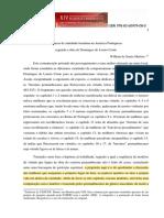 MARTINS, William - Práticas de Santidade Feminina Na América Portuguesa Segundo a Obra de D. Domingos de Loreto Couto