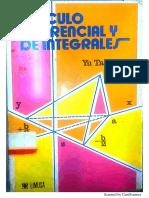 Cálculo Diferencial y de Integrales yu calculus japan autors.pdf
