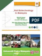UMP Industrial Biotechnology in Malaysia 26Mar2010