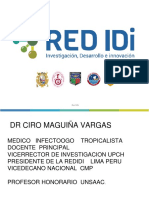 Perspectivas y Retos En Investigación, Innovación y Desarrollo de La Red Idi