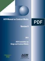 1495_ACR Manual Contrast Media Version 9 [2013]