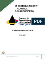 E 2.1.a Plan Estrategico ARCH 2014 2017