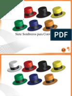 3 Siete Sombreros Para Liderar