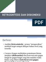 02. Retrosintesis Dan Diskoneksi