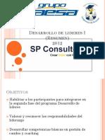 Manual Desarrollo de Lideres I Resumen 1.0 Comp
