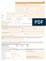 16-25 Railcard Application Form