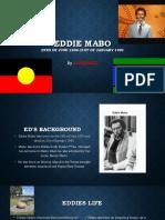 eddie mabo presentation