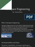 aerospace shanebehn