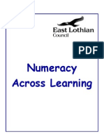 East Lothian Numeracy Booklet