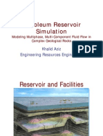 Petroleum Reservoir Simulation Aziz